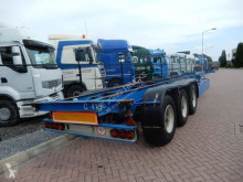 semi reboque LAG 40 FT Chassis / Steel suspension / BPW Drum