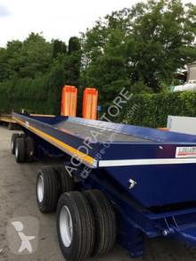 semi remorque Louault R4D60 remorque tracteur agricole