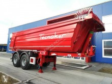 New construction dump semi-trailer TecnoKar Trailers