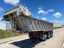 Pepin semi-trailer used construction dump