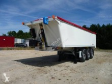 Tisvol Benne TP 29m3 semi-trailer new construction dump