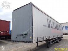 Samro tautliner semi-trailer Curtainsides