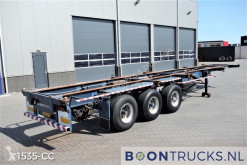 semi remorque Pacton 3139 C-4222 | 20-40ft * STEEL SUSPENSION