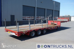 Semi remorque porte engins Broshuis E-2190/24 | SEMI-LOWLOADER * STEEL SUSPENSION * 550 CM EXTENDABLE