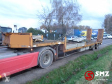 Samro Oplegger sr 2 lowbed semi-trailer used heavy equipment transport