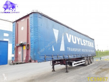 LAG tautliner semi-trailer Curtainsides