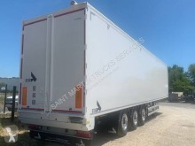 New moving floor semi-trailer Stas