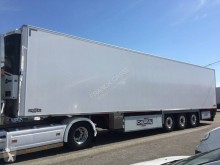 New mono temperature refrigerated semi-trailer Chereau THERMOKING SLXi 300