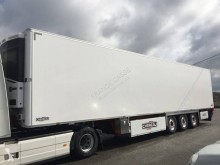 New multi temperature refrigerated semi-trailer Chereau THERMOKING SLXi SPECTRUM