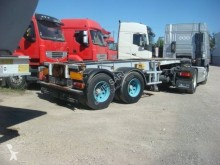 Coder PORTE CONTAINER 20 PIEDS ADR 2 ESSIEUX BPW SUSPENSIONS AIR semi-trailer used container