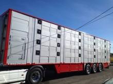Pezzaioli 4 étages semi-trailer