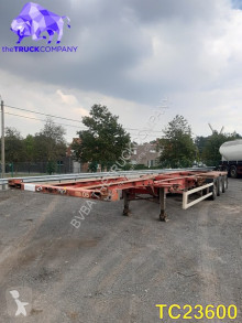Krone Container Transport semi-trailer used container