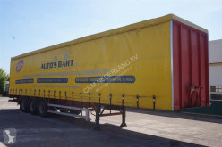 Semi remorque Desot Curtainside / Roof Dhollandia Tailgate 2000 KG / BPW eco / Drum Brakes rideaux coulissants (plsc) occasion