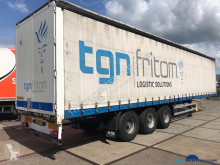 semi remorque Pacton T3-011 Curtainsider/sliding roof