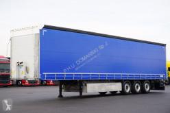 Yarı römork Schmitz Cargobull - FIRANKA / XL / MULTI LOCK / OŚ PODNOSZONA