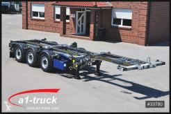 semi reboque chassis usado