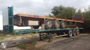 Kaiser flatbed semi-trailer