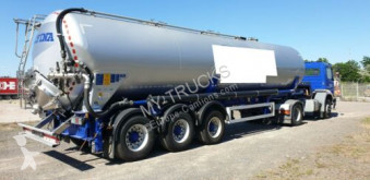 Feldbinder KIP 40.3 BPW Dsic / Leasing used other semi-trailers