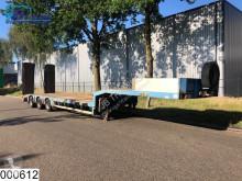 transport utilaje Nooteboom Lowbed 50000 KG, B 2,52 mtr + 2 x 0,25 mtr, Winch + Remote