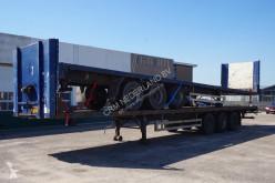 Semitrailer platta Pacton Flatbed