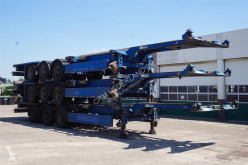 semiremorca Carnehl Container chassis Steel suspension / 40ft. / 30ft. / 20ft. / 2x20ft. / 20m