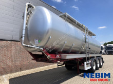 Nc OTRVS 12-24/3 - 31m3 - JUROP PUMP - TIERFUTTERTANK semi-trailer used tanker