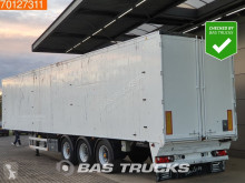Semi Knapen K200 85m3 6mm FLoor Liftachse Cargofloor