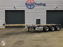 semi remorque Pacton TRAILERS FLEX XL steering axlel FLEX XL