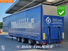 Yarı römork nc SA36 CS-S Forklift/Stapler Transport Steering Axle