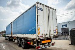Sættevogn palletransport Alcar CAISSE MOBILE - TANDEM