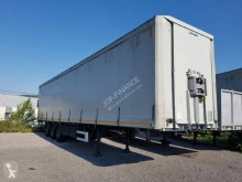 Fruehauf tautliner semi-trailer Openbox C+ LIBNER + Twist-locks