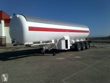 Trailer Indox GAS 45M3 nieuw tank gas