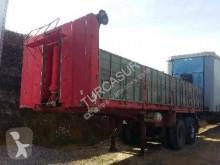 Leciñena BASCULANTE semi-trailer used tipper