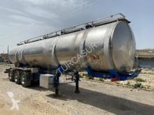 BSL ORIGINAL semi-trailer used tanker