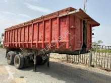 Leciñena SRV-2E semi-trailer used tipper