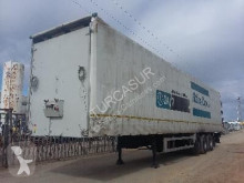 Trailor TAULINER semi-trailer used tarp