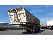 General Trailers construction dump semi-trailer Acier