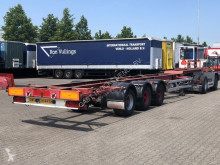 Groenewegen 45 FT HIGH CUBE CONTAINER CHASSIS semi-trailer