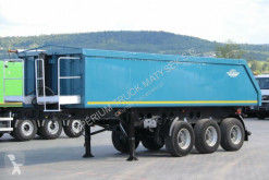 semi remorque Fliegl TIPPER 24 M3 / 5 500 KG / LIFTED AXLE / SAF
