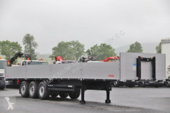 Semitrailer transportbil Kögel BOARDWANDED / FOR BUILDING / BRAND NEW /