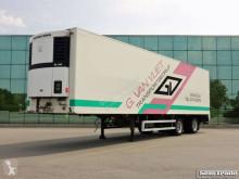 HTF HZP 32D semi-trailer used refrigerated