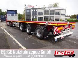Faymonville flatbed semi-trailer MAX Trailer 3-Achs-Sattelaufliieger