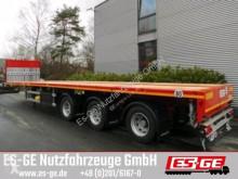 Faymonville 3-Achs-Sattelauflieger - 2-fach teleskopierbar semi-trailer used flatbed