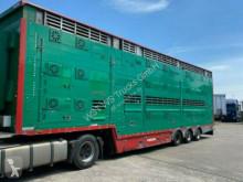 Pezzaioli SBA 31U 3Stock Vollausstattung GPS Top Zustand semi-trailer