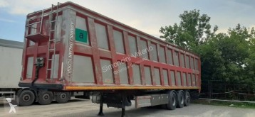 Adamoli S36TS136 semi-trailer used moving floor