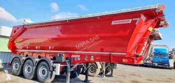 Trailer bouwkipper Fruehauf Benne Acier Optisteel 5&4 - Disponible