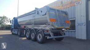 Fruehauf Benne Acier Intensive 6&4 semi-trailer new construction dump