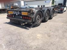 Semitrailer Kögel Non spécifié containertransport begagnad