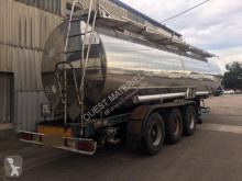 BSL chemical tanker semi-trailer