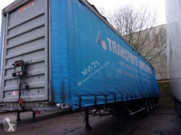 General Trailers tautliner semi-trailer TX34CW